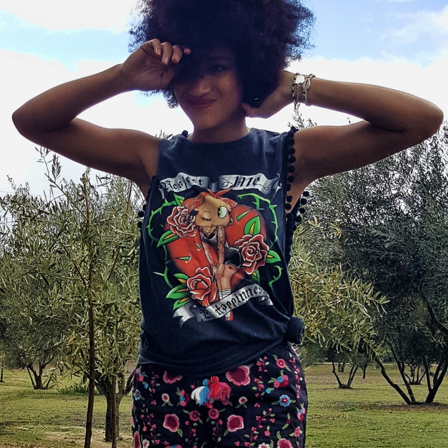 Betty Boop T-Shirts
