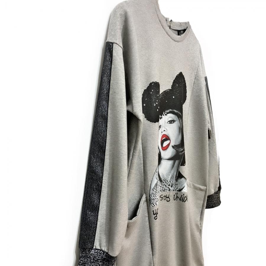 Vestidos Naomi Campbell