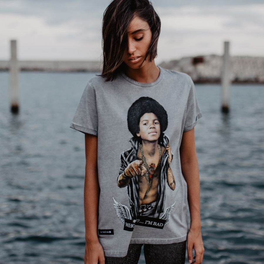 camiseta MICHAEL JACKSON