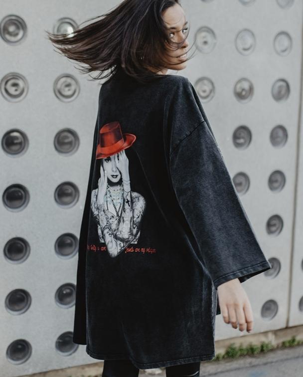 kimono audrey hepburn