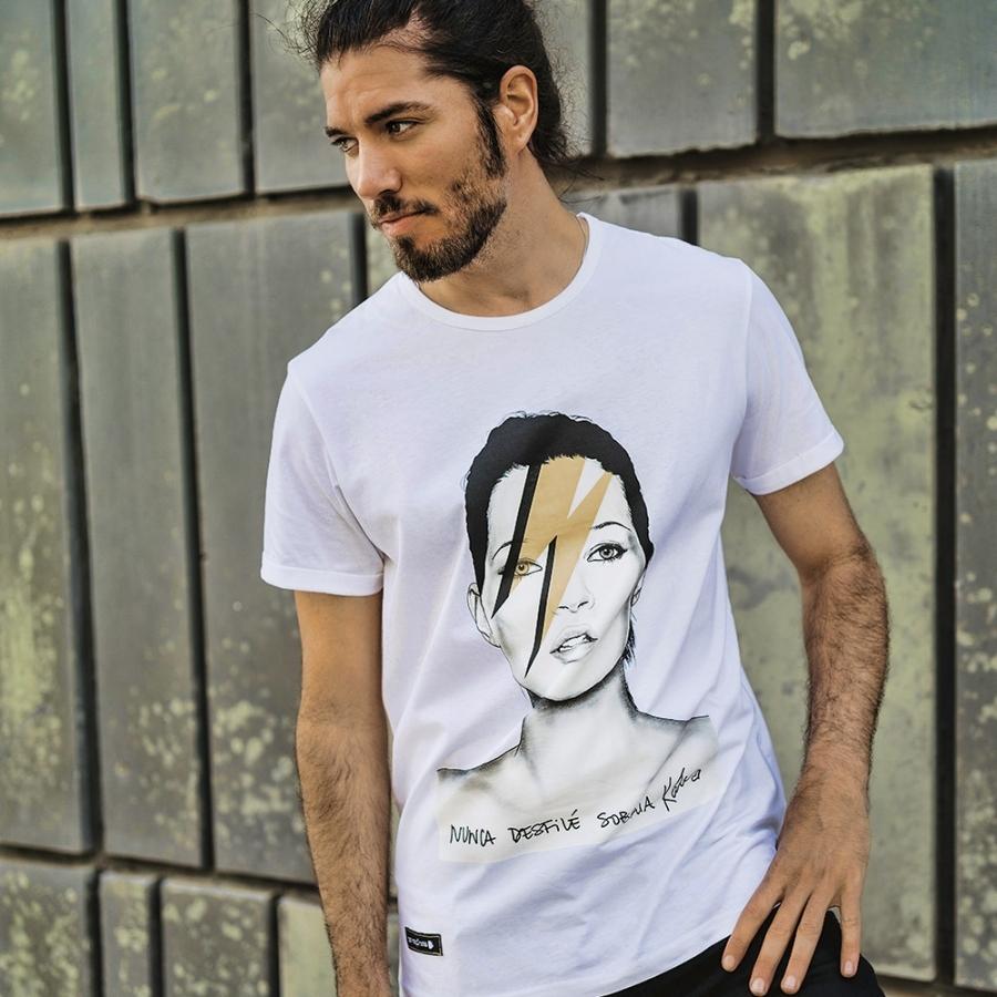 Camiseta kate dorada 5